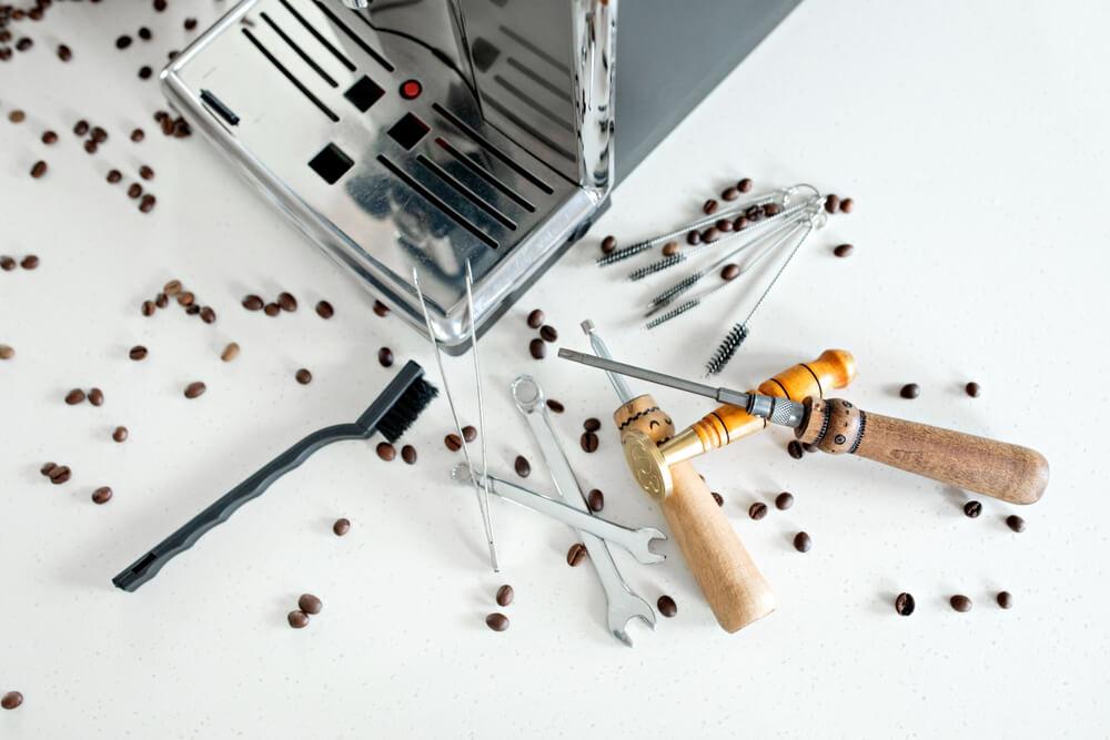 Oprava kávovarov Bratislava Rača Domáci Opravár