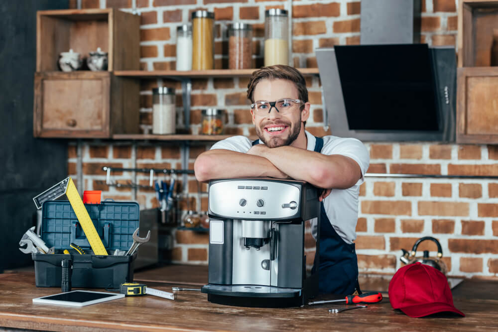 Oprava kávovarov Trnava Domáci Opravár