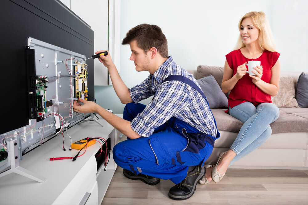 Oprava TV Samsung Bratislava Domáci Opravár